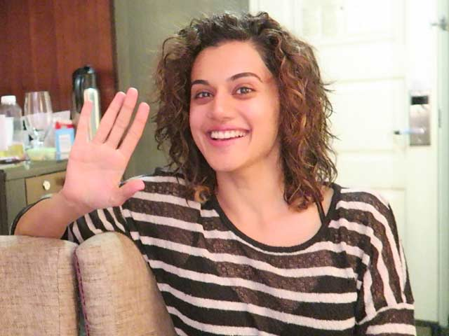 Solo Traveler Taapsee Pannu Shares Her Travel Plans
