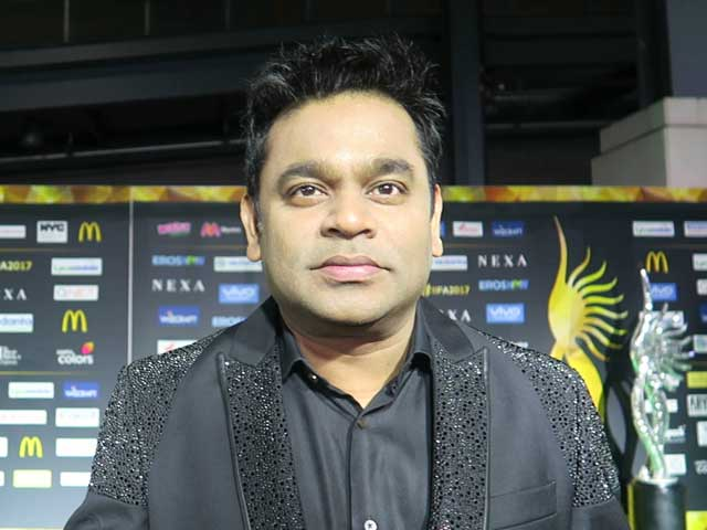 Video : AR Rahman Reacts To Tamil Songs Controversy
