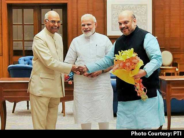 Will Be Delighted To Work With Ram Nath Kovind: PM's 'Advance' Wishes
