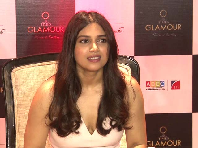 Video : Having A Toilet Is Everyone's Right: Bhumi Pednekar