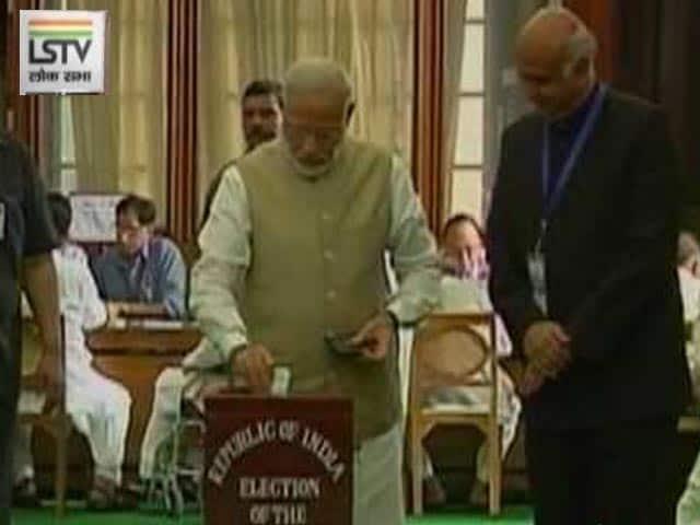 Videos : राष्ट्रपति चुनाव के लिए वोटिंग, दिल्ली से खास रिपोर्ट