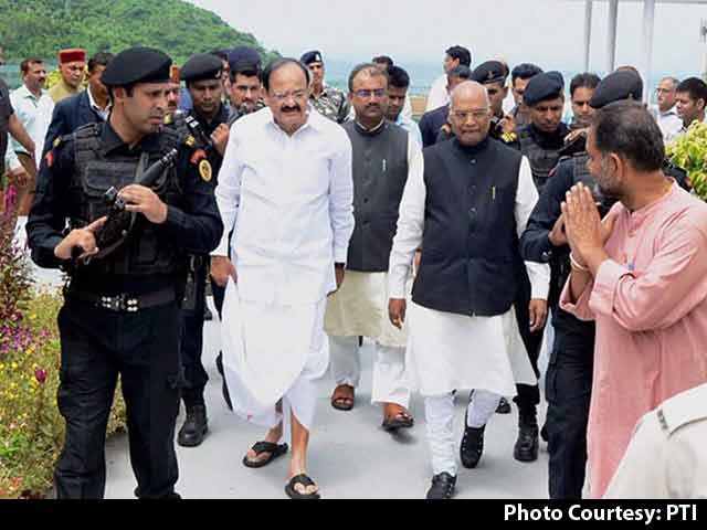 Video : Venkaiah Naidu Front-Runner As BJP Looks South For Veep: Sources