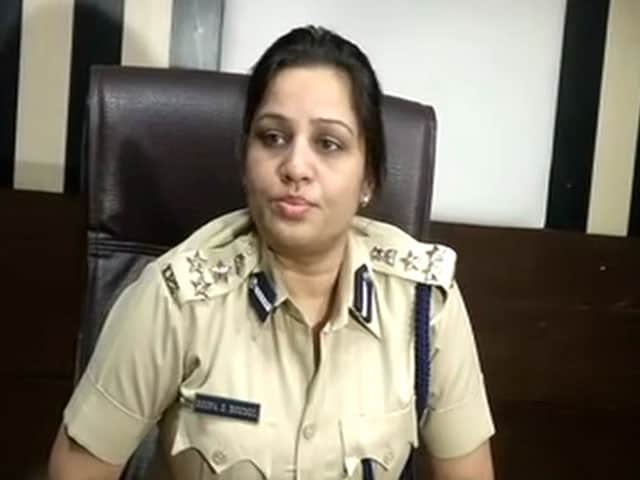 Video : Karnataka Cop D Roopa, Senior Transferred Amid Row Over 'Jail Perks' For VK Sasikala