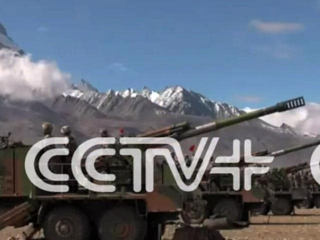 Video : Amid Sikkim Stand-Off, Chinese Army Shows Off 11-Hour Drill, See Video
