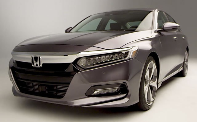 Great 2018 Honda Accord First Look