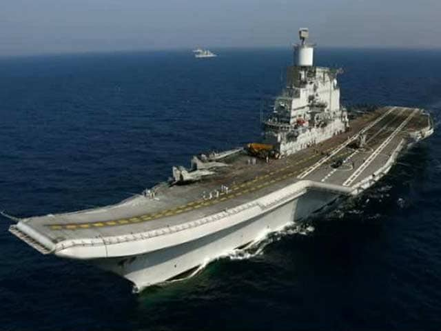 Video : Biggest Ever Naval Wargame In Indian Ocean: NDTV On Board USS Nimitz