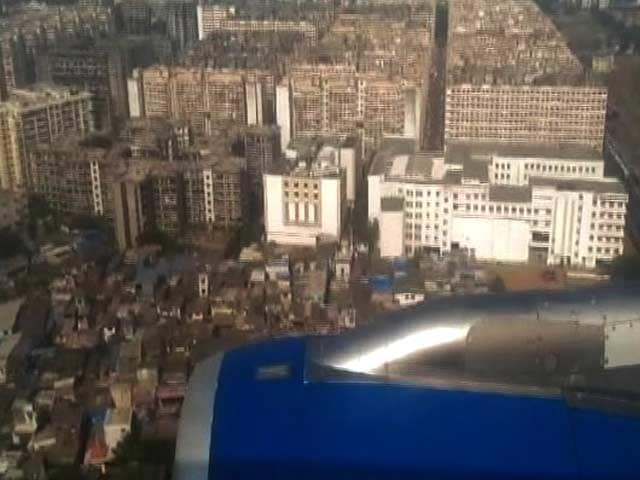 Video : 70 Mumbai Buildings Ordered To Cut Height To Ensure Safe Flight Path