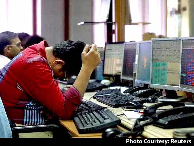 Video : Sensex Falls Over 200 Points, ITC Weighs