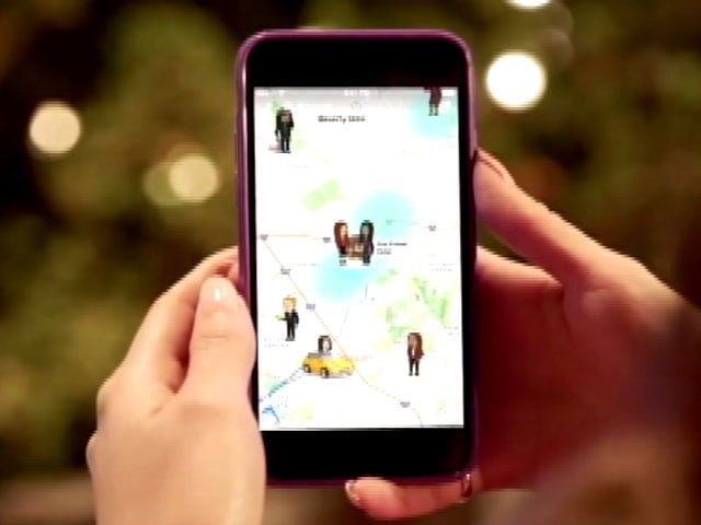 Video : Snapchat Is Watching You