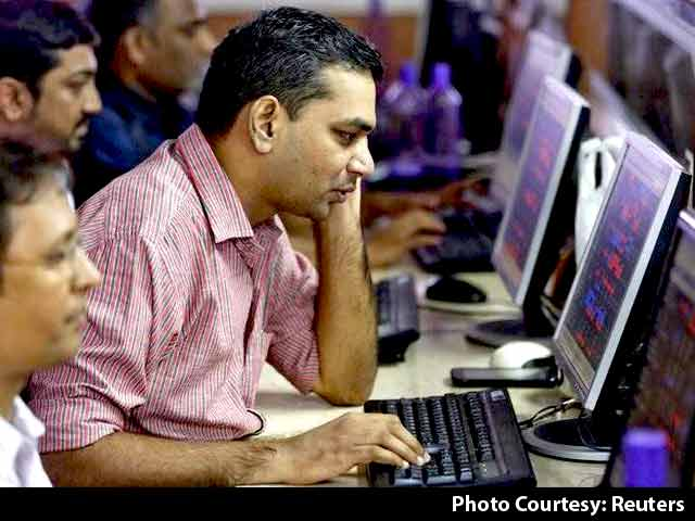 Sensex Falls Over 350 Points On Weakness In ITC