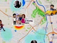 Snapchat Knows Your Whereabouts