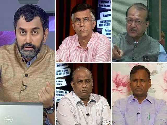 Video : Mayawati Resigns: Gimmick Or Genuine Anger?