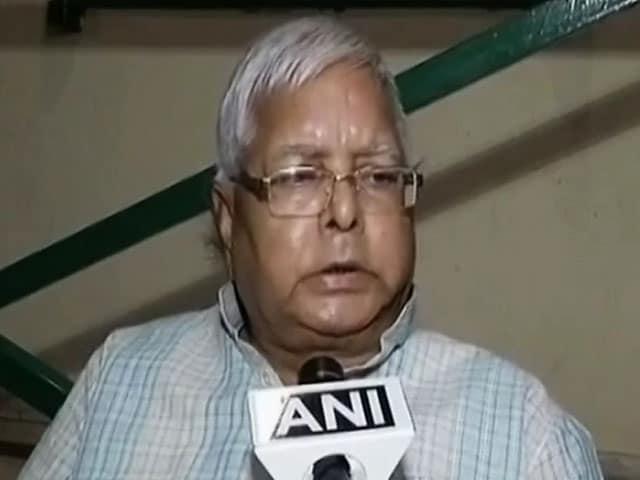 Video : नेशनल रिपोर्टर : मायावती चाहें तो हम लोग उन्हें राज्यसभा भेजेंगे - लालू प्रसाद यादव