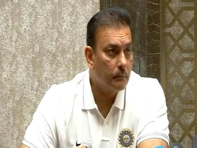 Video : Shastris And Kumbles Will Come And Go, Says New Coach Ravi Shastri