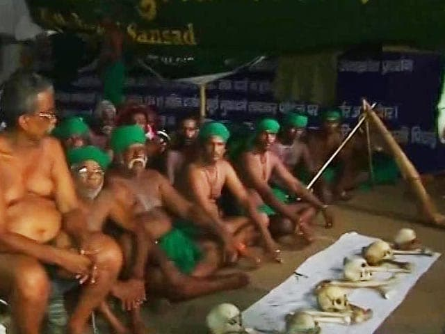 Video : Lip Service For Farmers, Pay Hike For MLAs