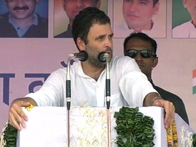 Video : इंडिया 8 बजे :  बीजेपी और आरएसएस किसान विरोध - राहुल गांधी
