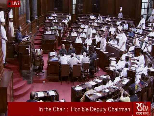Video : Uproar In Rajya Sabha As Minister Says No Separate Law For Mob Killings