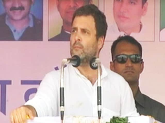 Video : In Congress' Rahul Gandhi Take-Over Plan, Sonia Gandhi To Retain Key Role