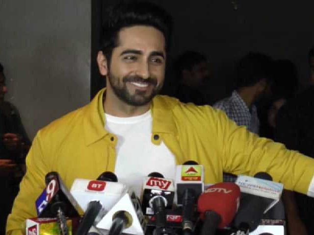 Ayushmann Khurrana  On Bareilly Ki Barfi