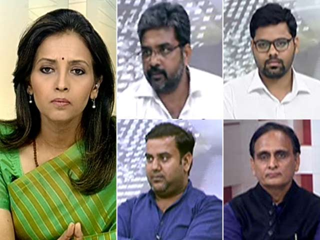 Videos : प्राइम टाइम : रायसीना पहुंचे रामनाथ कोविंद, दलित राजनीति में बीजेपी का मास्टरस्ट्रोक