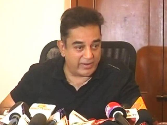 Video : Report Corruption To Tamil Nadu Ministers Online, Appeals Kamal Haasan