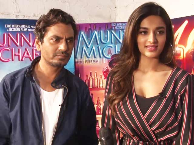 Munna Michael Is More Than A Dance Film: Nawazuddin Siddiqui