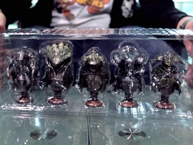 Video : Final Fantasy XII The Zodiac Age Collector's Edition Unboxed