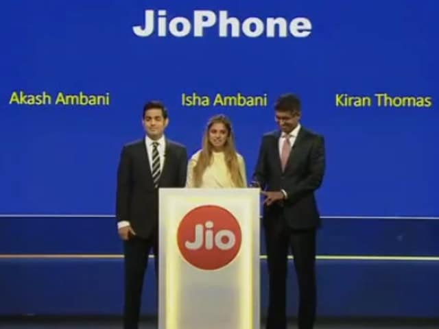 Video : Reliance Jio Phone