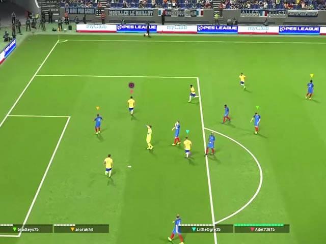 Video : Pro Evolution Soccer 2018 Beta Impressions