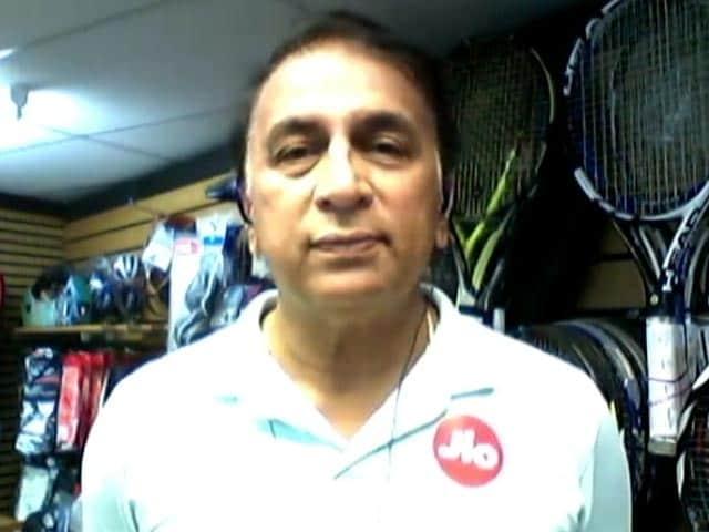 Video : Mithali <i>Ki Team Raj Karegi</i>: Sunil Gavaskar