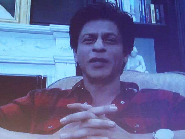 Video : I Didn't Know Anushka Sharma Was So Philosophical: Shah Rukh Khan