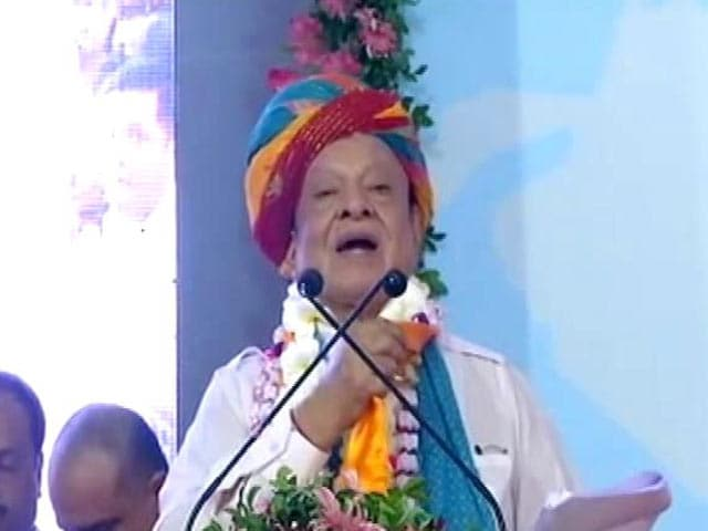 Gujarat Leader Shankersinh Vaghela Quits Congress, Says Not Joining BJP