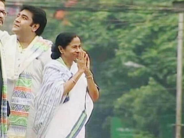 Mamata Banerjee's New Attack On BJP: A 'Quit India Movement'