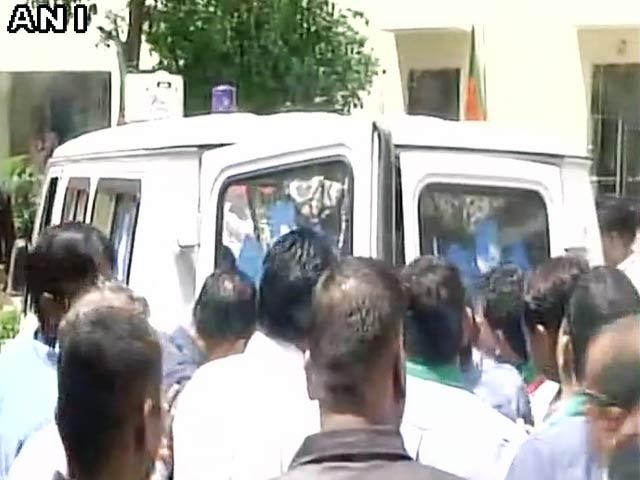 Video : सांवरलाल जाट की तबियत बिगड़ी, अस्पताल में भर्ती