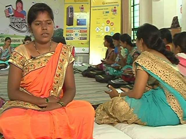 Video : Digital India: How Women Can Help In Promoting Cashless Transactions