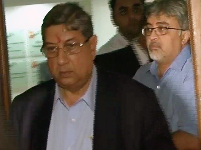 Video : सुप्रीम कोर्ट ने श्रीनिवासन और निरंजन शाह के BCCI की SGM में भाग लेने पर लगाई रोक