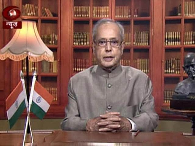 Video: 'Soul Of India In Pluralism, Tolerance,' Says President In Farewell Address
