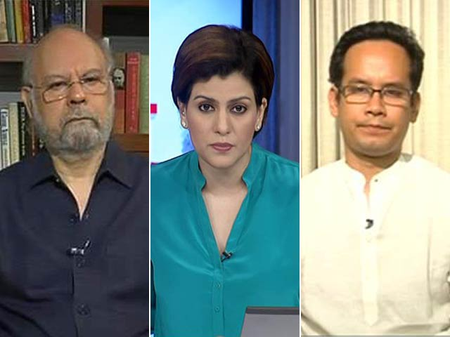 Video : Congress MPs Suspended: Discipline Or Drowning Out Opposition?