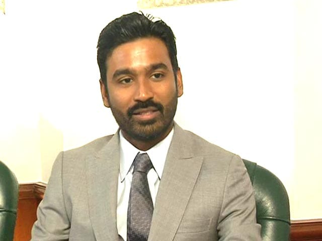Video : Rajinikanth Is The People's Man: Dhanush