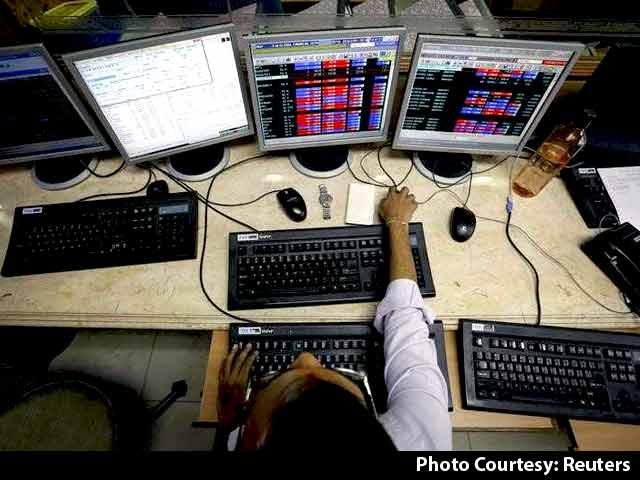 Video : Nifty Turns Flat After Hitting Record Peak Of 10,000