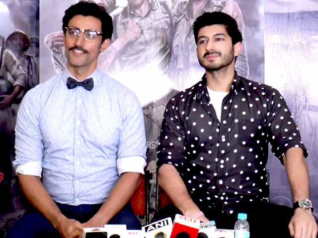 Video : Kunal Kapoor & Mohit Marwah Talk About <i>Raag Desh</i>