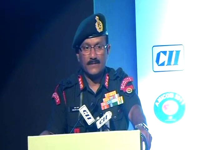 Video : China Bound To Be A Future Threat To India: Army Vice Chief