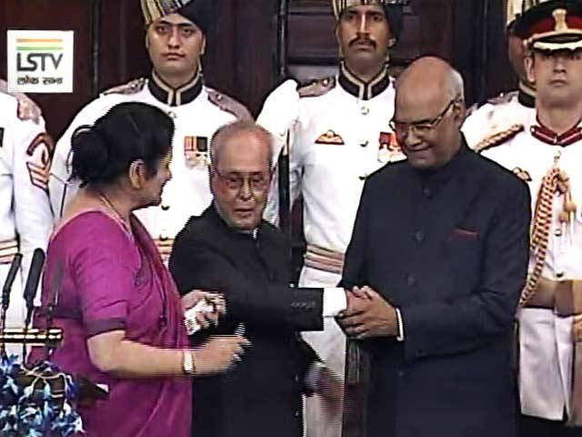 Video : नेशनल रिपोर्टर : रामनाथ कोविंद ने देश के 14वें राष्ट्रपति के तौर पर कार्यभार संभाला