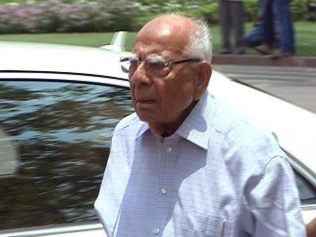 Video : राम जेठमलानी ने केजरीवाल का केस छोड़ा