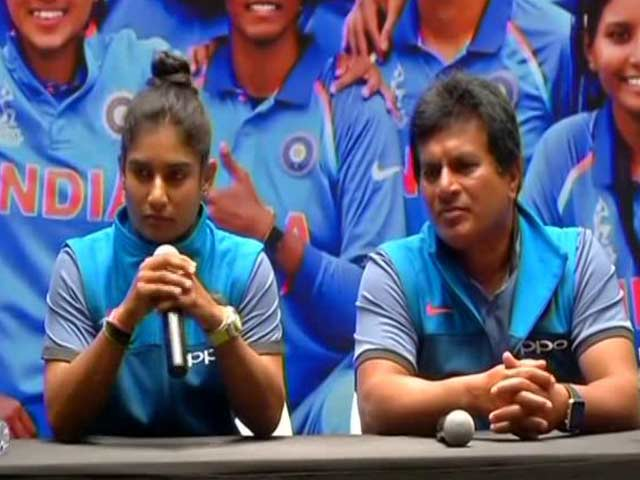Can Proudly Say That I Led The Team Well: Mithali Raj