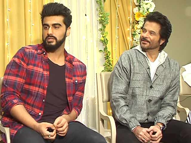 Arjun Kapoor On Why He Signed Mubarakan