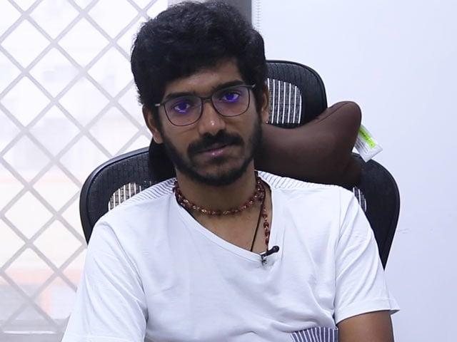 'ராஜா' வாக வேண்டியது அனிருத் அல்ல கமல் தான் - நிவாஸ் கே பிரசன்னா