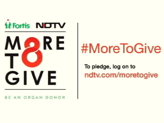 Video : Be An Organ Donor: Give Life To Patients Waiting In The Dark