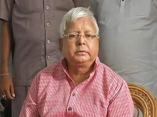 Video : Taxmen Seize Property Worth 165 Crores, Say It Is Lalu Yadav Family's
