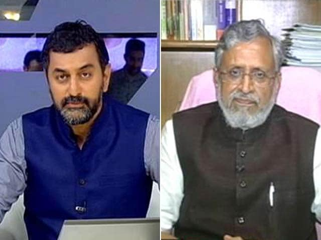 Fully Trust Nitish Kumar, Together Will Sweep 2019: Sushil Modi To NDTV